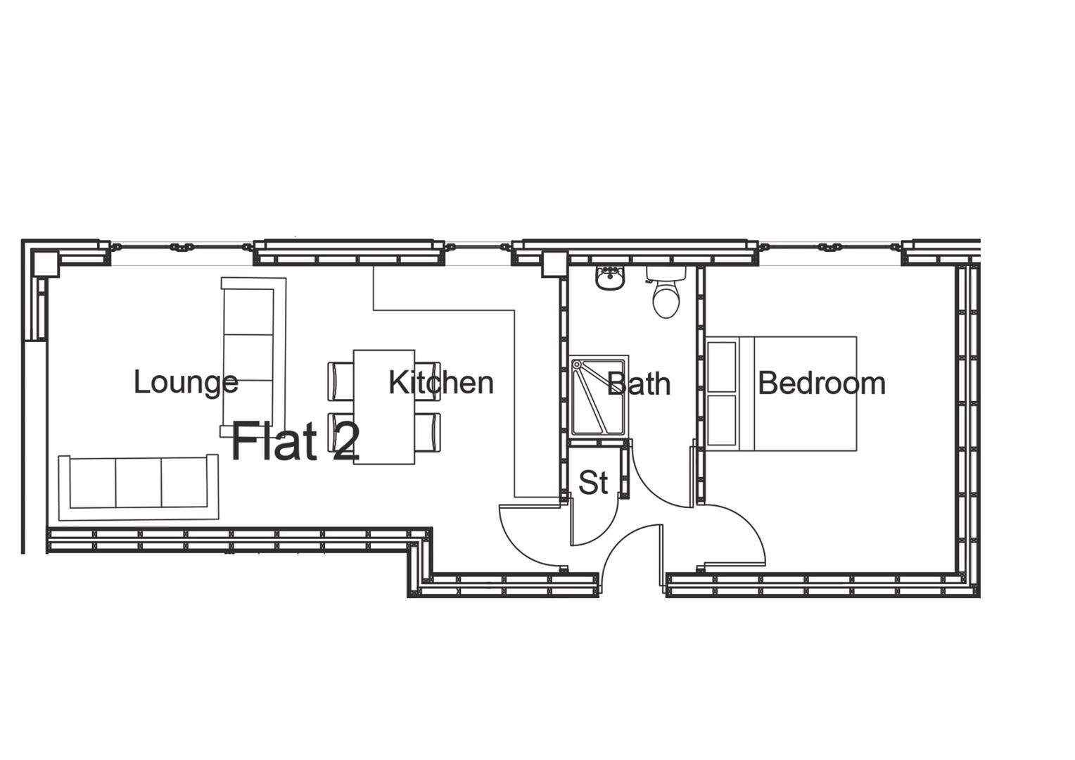 1 bedroom apartment To Let in Earby - flat 2.jpg